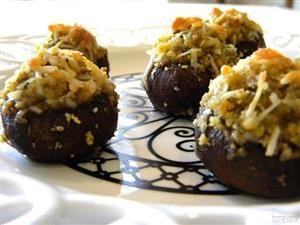 Good Taste: a fresh take on stuffed mushrooms