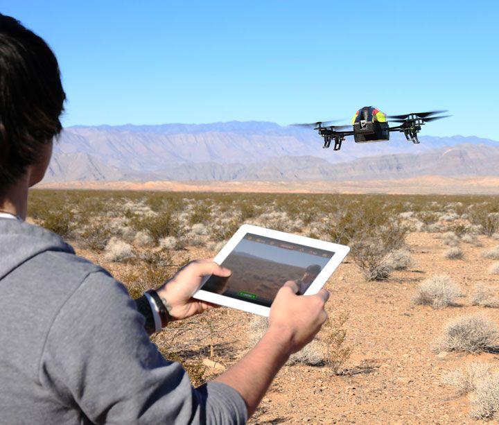 Ardrone fpv by iPad