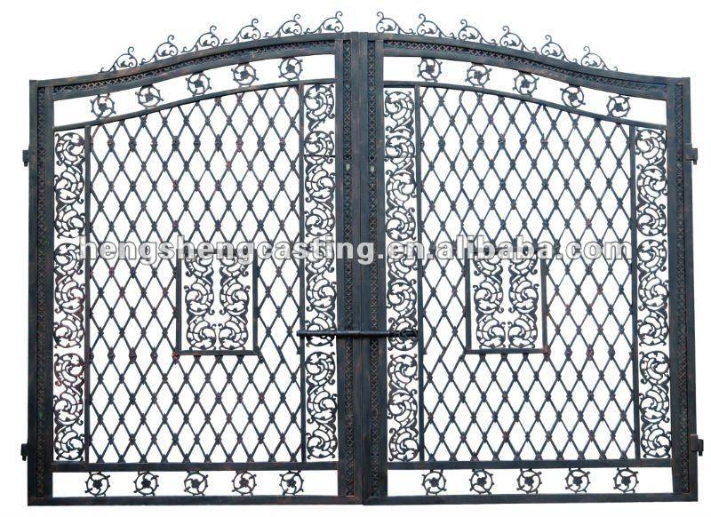 sliding iron main gate design $300~$2900 | home | Pinterest | Main ...