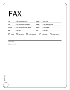 fax cover sheet equity theme download at http www templateinn