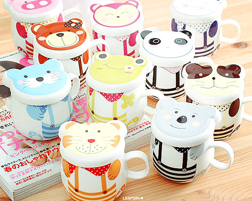 kawaii cups