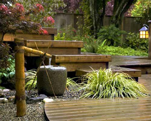 Jardines zen para toda ocacion , medita , disfruta , y dale un toque - jardines zen