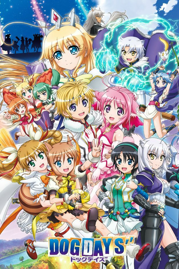 Winter 2015, Dog Days 3 Silly and bright never fails to