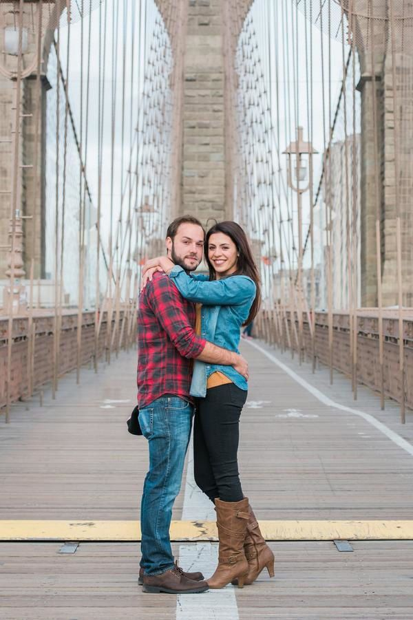 The Best Places To Propose In Nyc Engagement Session Engagement