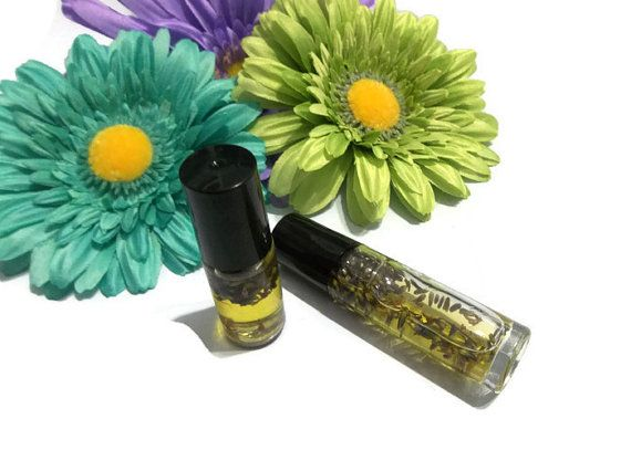 Lavender Bud Oil | Lavender Roller Bottle | Lavender Perfume Oil | Calming Lavender Blend | Lavender Essential Oil | Lavender Sleep Well Oil
