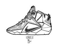 Free Printable Coloring Pages For Shoes Yahoo Image Search Results Coloring Books Coloring Pages Lebron James Images