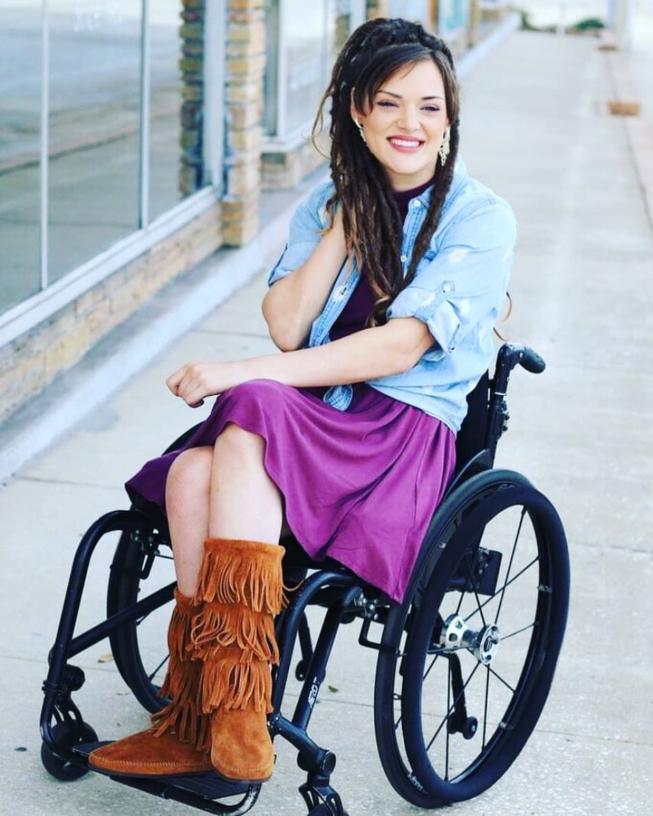 Devotee stories wheelchair Paragirl's Place: