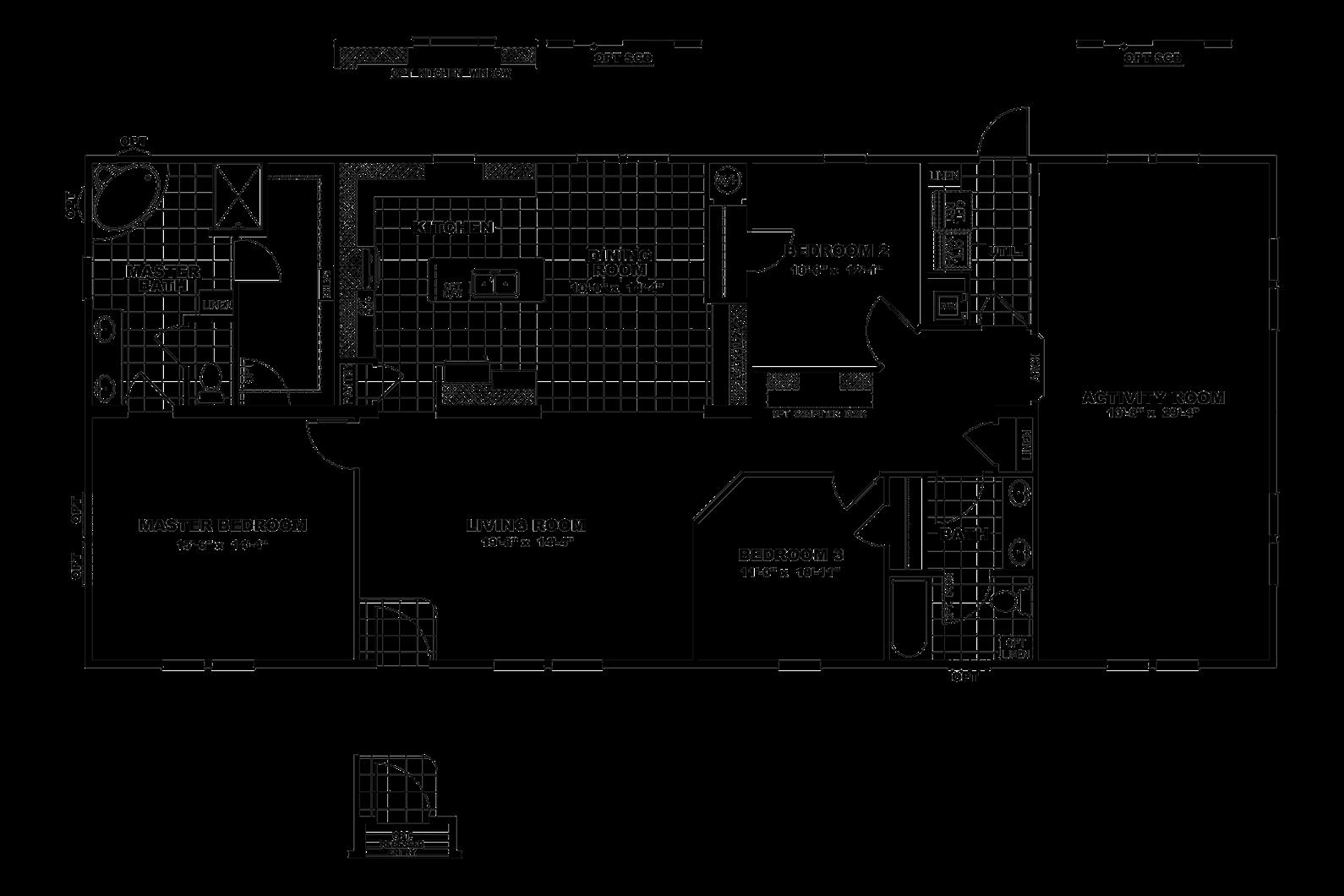 Interactive Floor Plan   Floor plans, New homes for sale ...