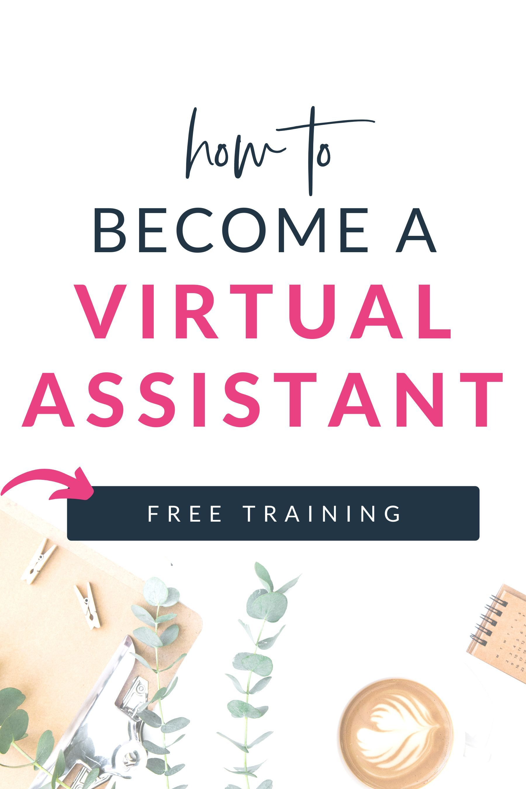 Become a Virtual Assistant - FREE Mini Course