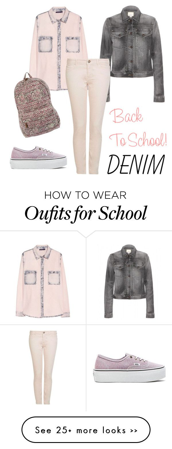 Back to school denim