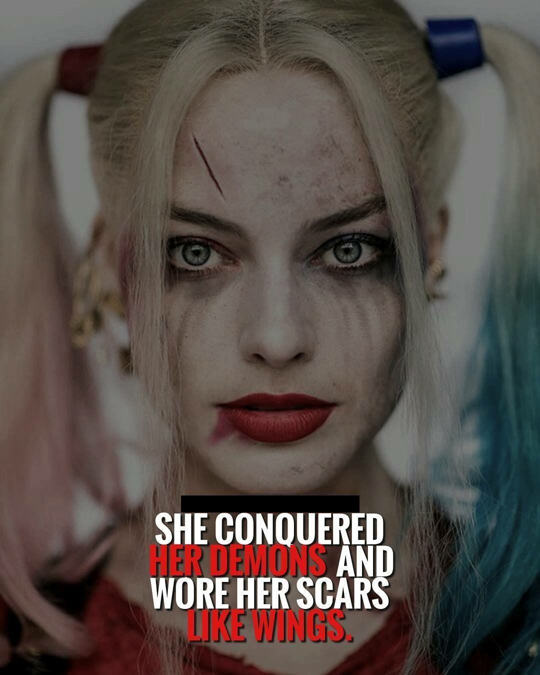 Harley Quinn Quotes Love her! | AbSoLuTe MaDnEsS | Pinterest | Quotes, Harley quinn  Harley Quinn Quotes