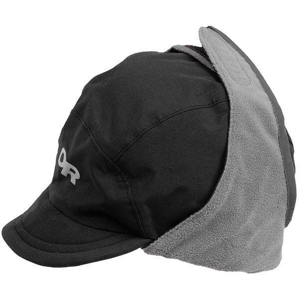 171c11cf07cd1 Outdoor Research Rando Cap - Waterproof Gore-Tex® (For Men and Women) in  Black