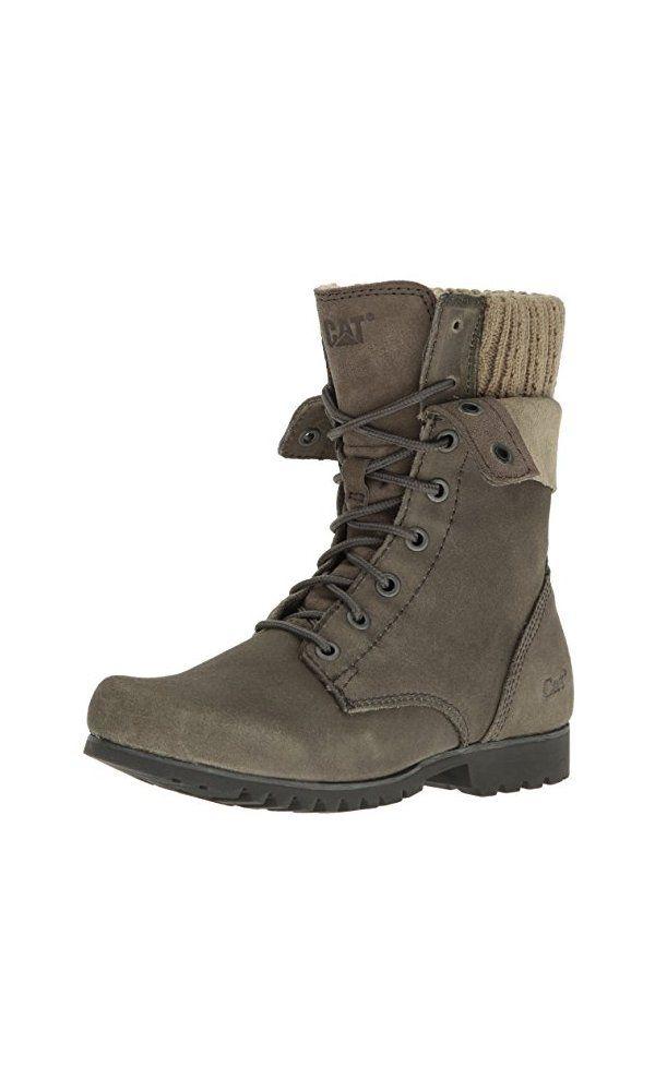 Caterpillar Women's Alexi Combat Boot  Deal Price : 45.67 - 117.18  Buy From Amazon : https://goo.gl/biXKKi