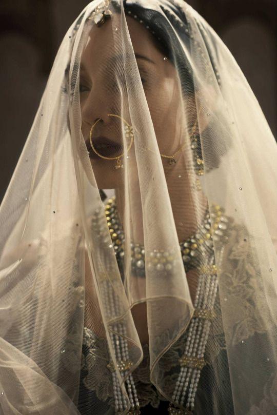 Lisa Haydon for Sahar Atif