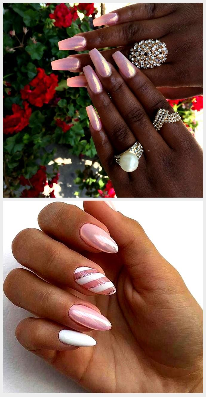 french nails wedding hairstyles #americanfrenchnails