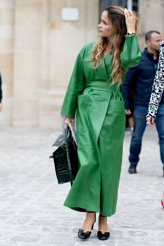 fa0daae3cd3b 9 Days of Next-Level Street Style Straight From Paris Fashion Week ...