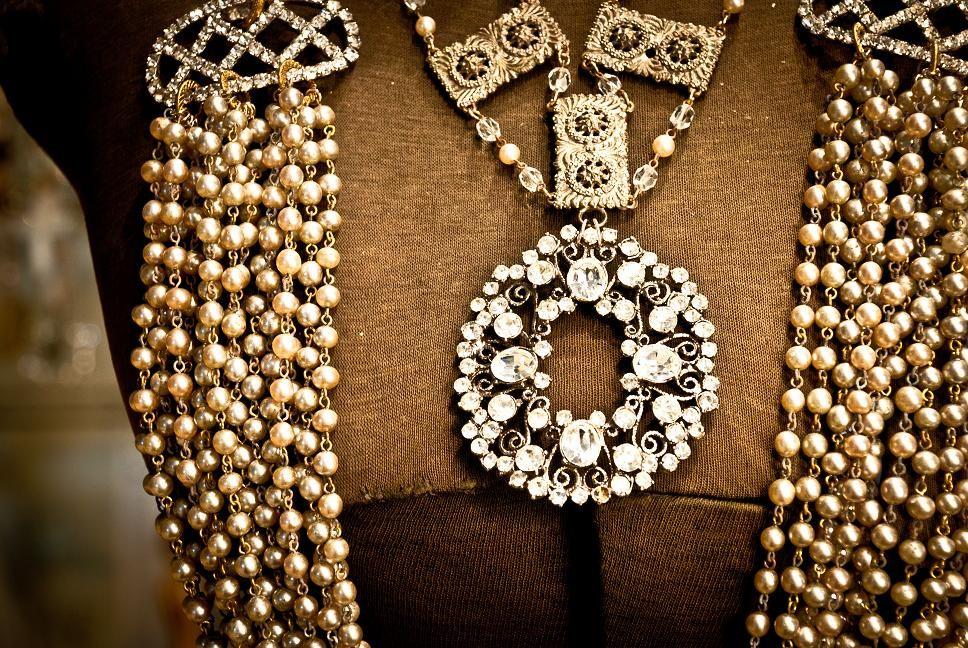 Lizzy Couture Vintage Jewelry  www.lizzycouture.com