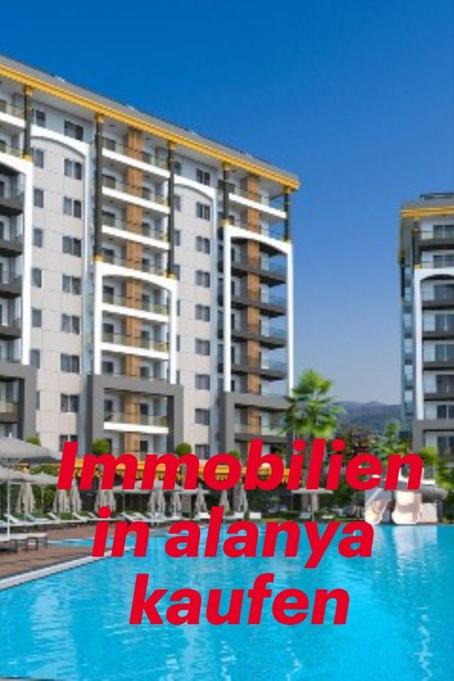 Immobilien kaufen in Alanya Häuser, Wohnungen & Villen