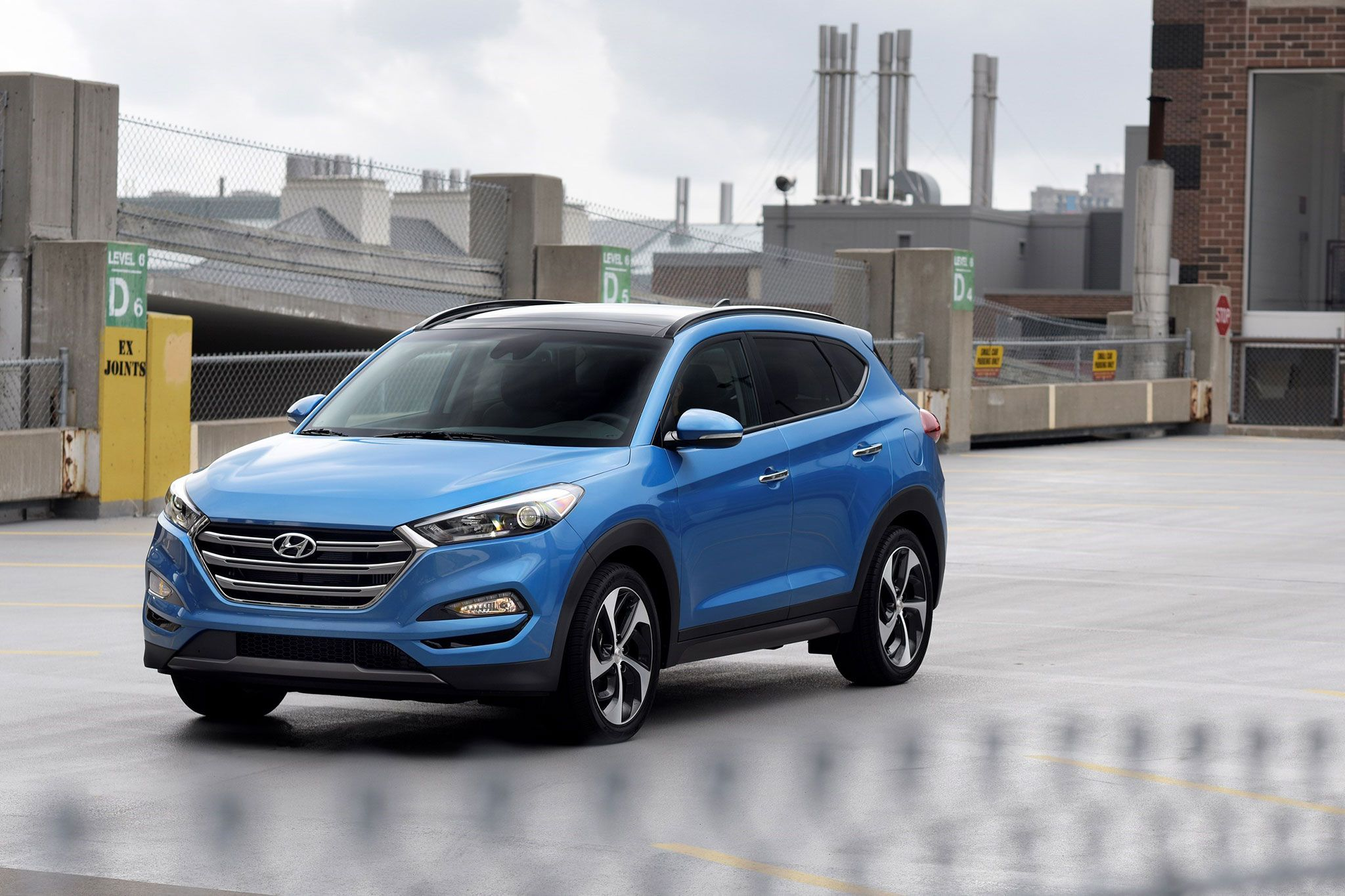 June Special  Hyundai Tucson  A Month  Month Lease