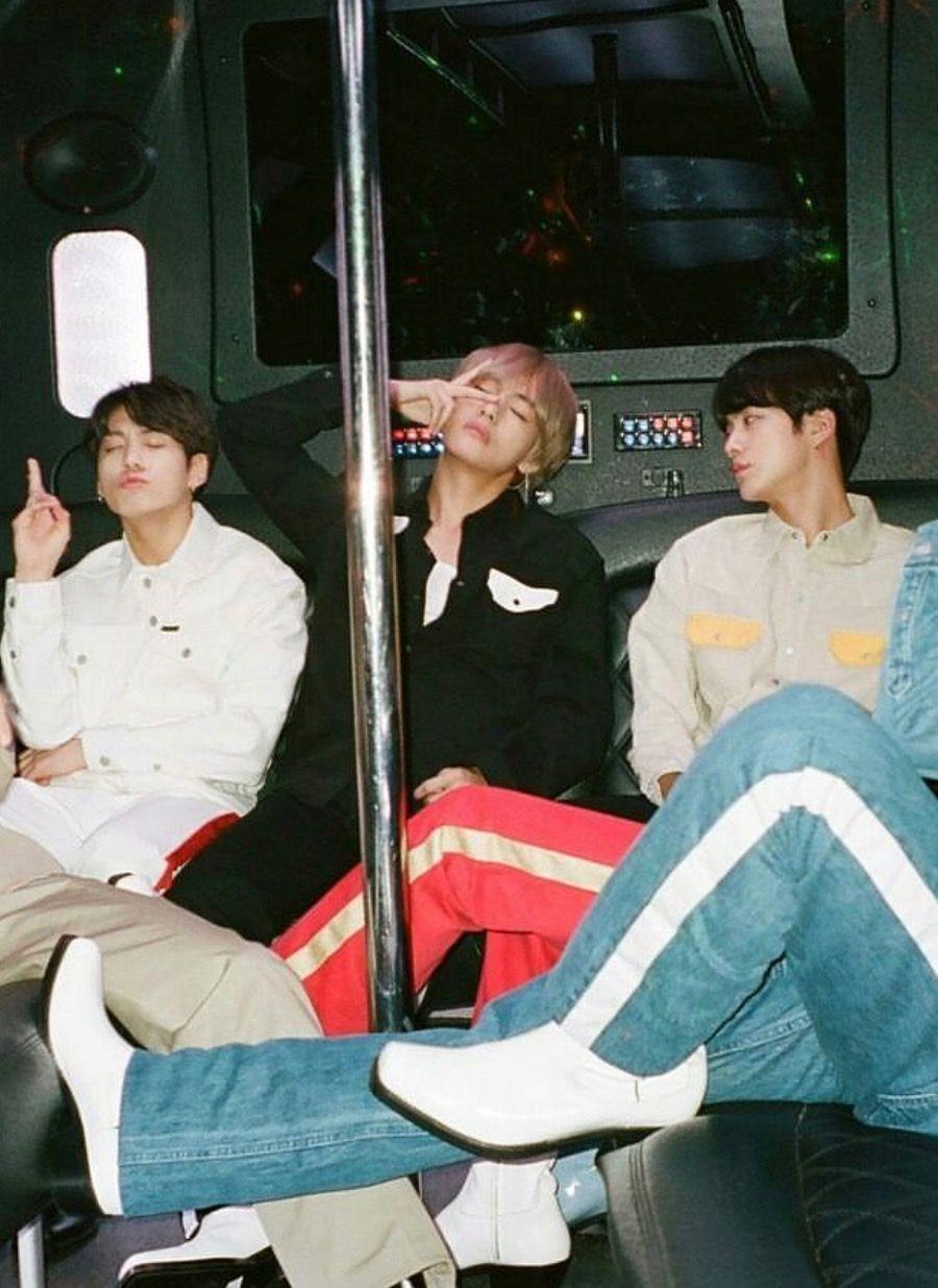 Jinnim Amp Bts Vogue Korea Gt Gt Gt Haha Look At Jungkook Lol Bts
