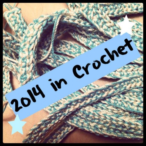 Look through these later. I guess I don't crochet enough to be in a top list? (Cough)Whatever.