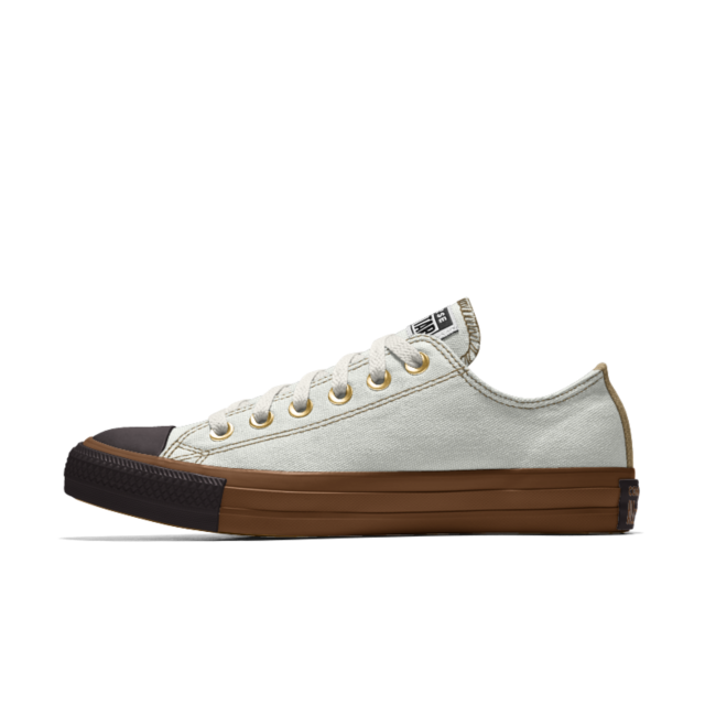 Chaussures Converse Chuck Taylor All Star Low Top Beige