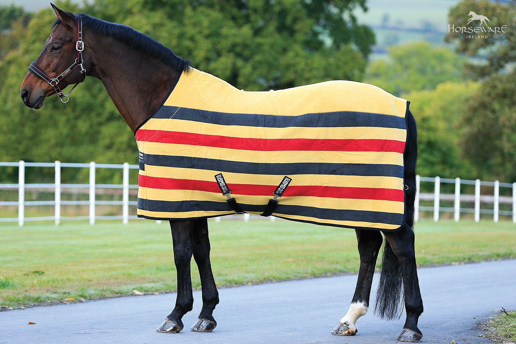 Horseware Ireland Rambo Cozy Stable Rug 400g