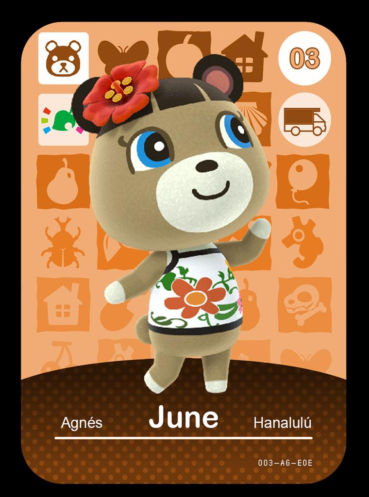 Custom Made Animal Crossing Welcome Amiibo Cards ACNL New