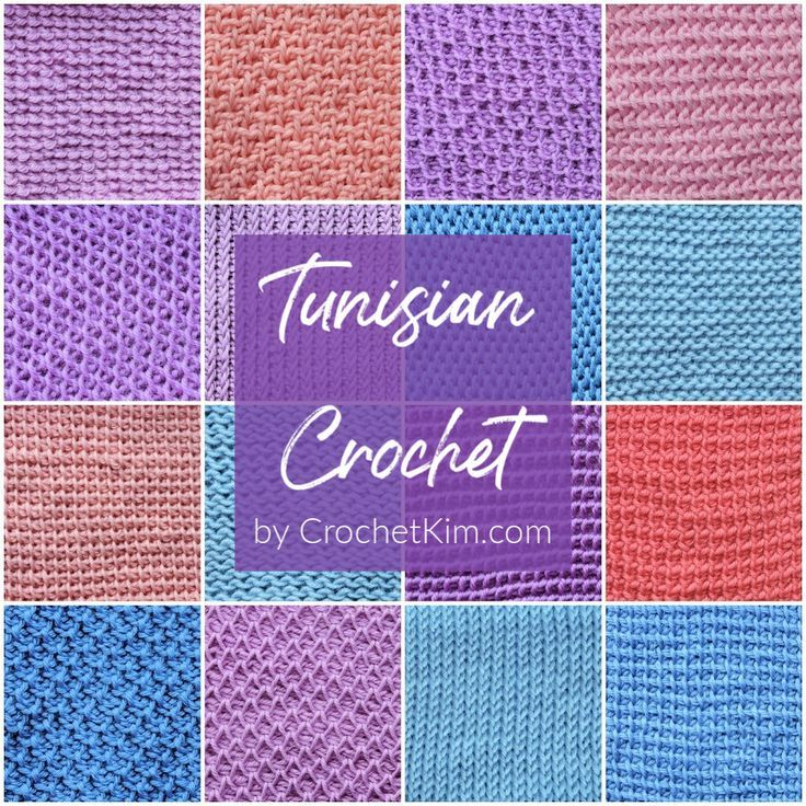 How to Tunisian Crochet: Extensive Beginners Guide With Video #tunisiancrochet