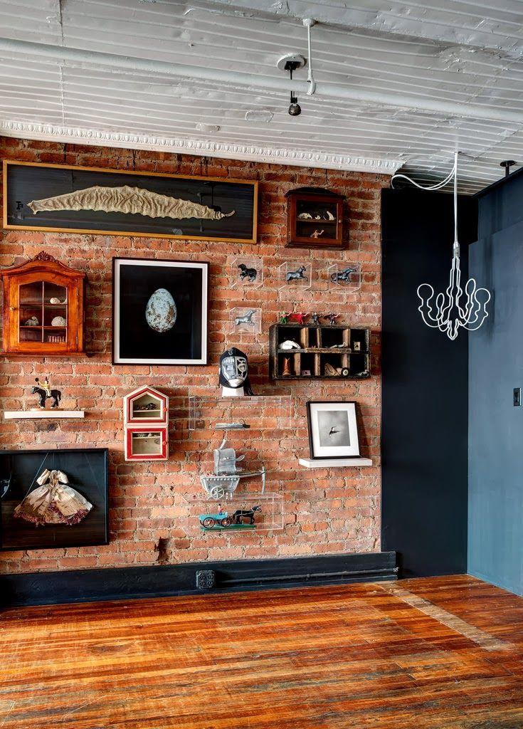 Ma Selection Deco De La Semaine 43 Decoration Salon De Coiffure Deco Loft