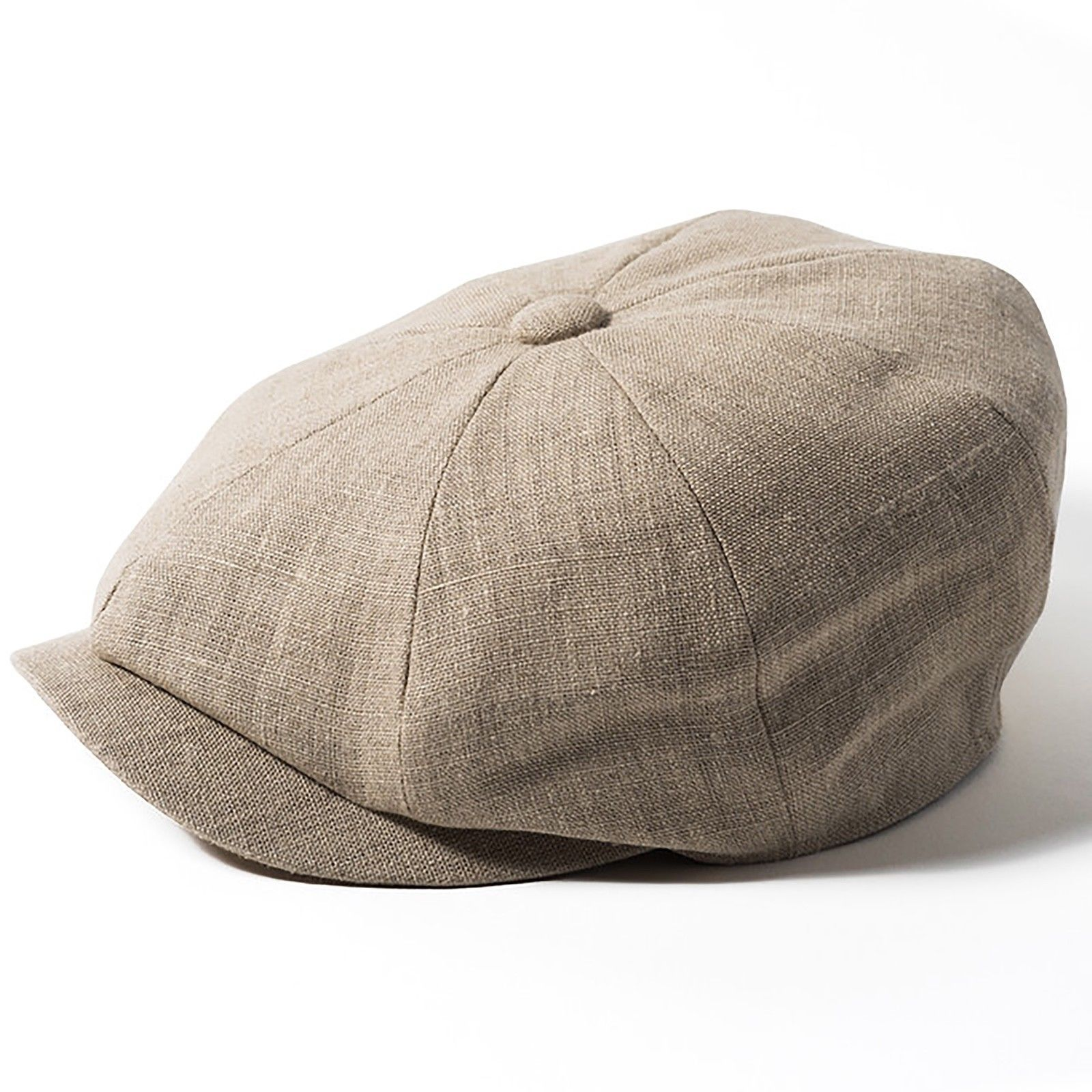 bea726a1fb1 Mens Hats 163619  Failsworth Alfie Irish Linen 8 Panel Newsboy Cap -  Biscuit -  BUY IT NOW ONLY   19.95 on  eBay  failsworth  alfie  irish  linen   panel ...