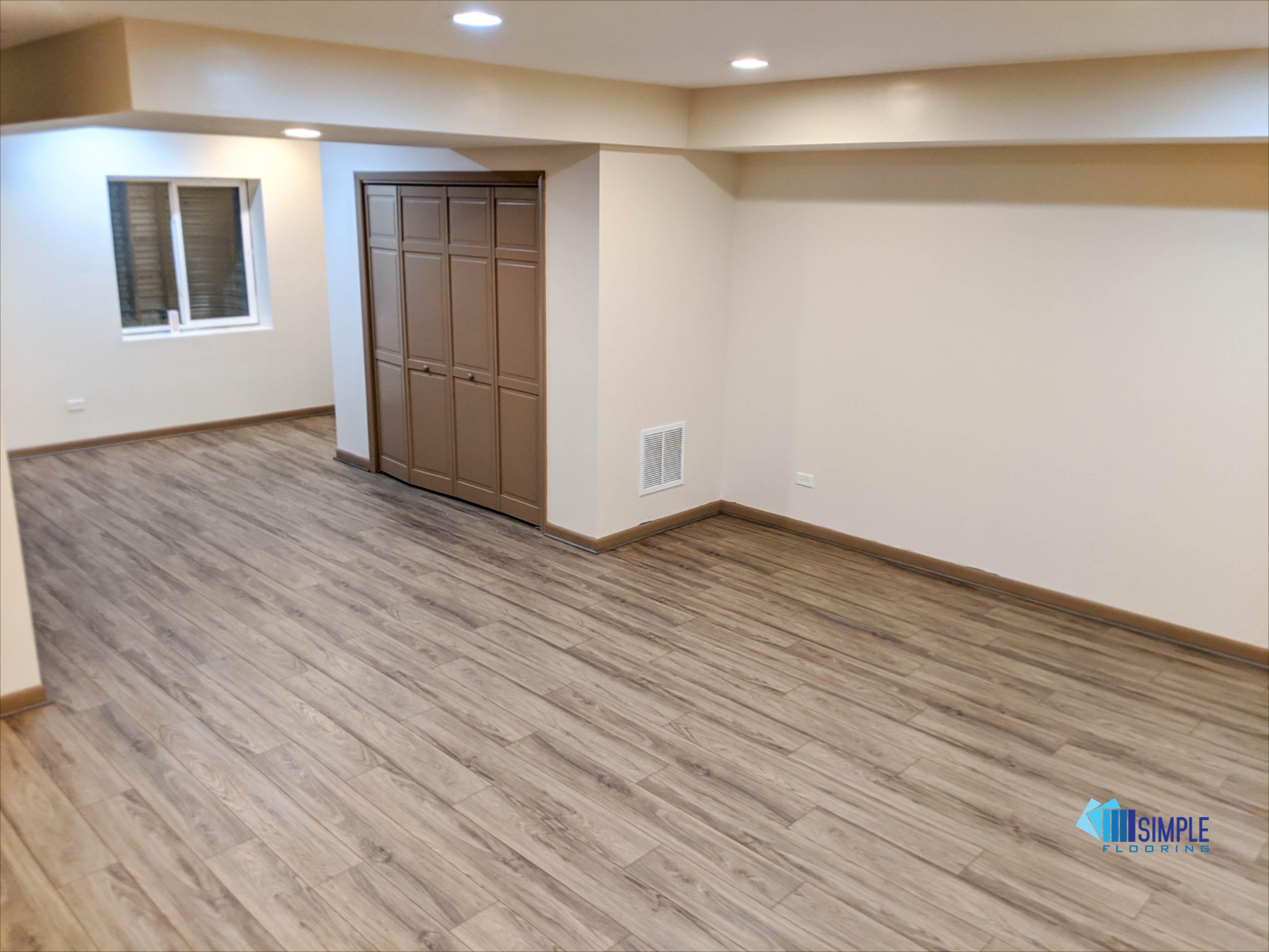 Best choice for Basement floor? LVP! in 2020 Vinyl plank