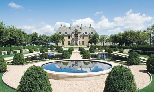 New York Wedding Guide The Reception Indoor Outdoor Reception Venues New York Magazine Nymag Oheka Castle Mansion Tour American Mansions