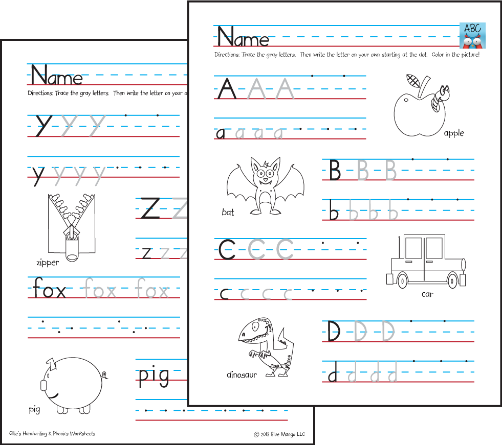 unique handwriting worksheets to supplement ollie 39 s handwriting app works great with hwt. Black Bedroom Furniture Sets. Home Design Ideas