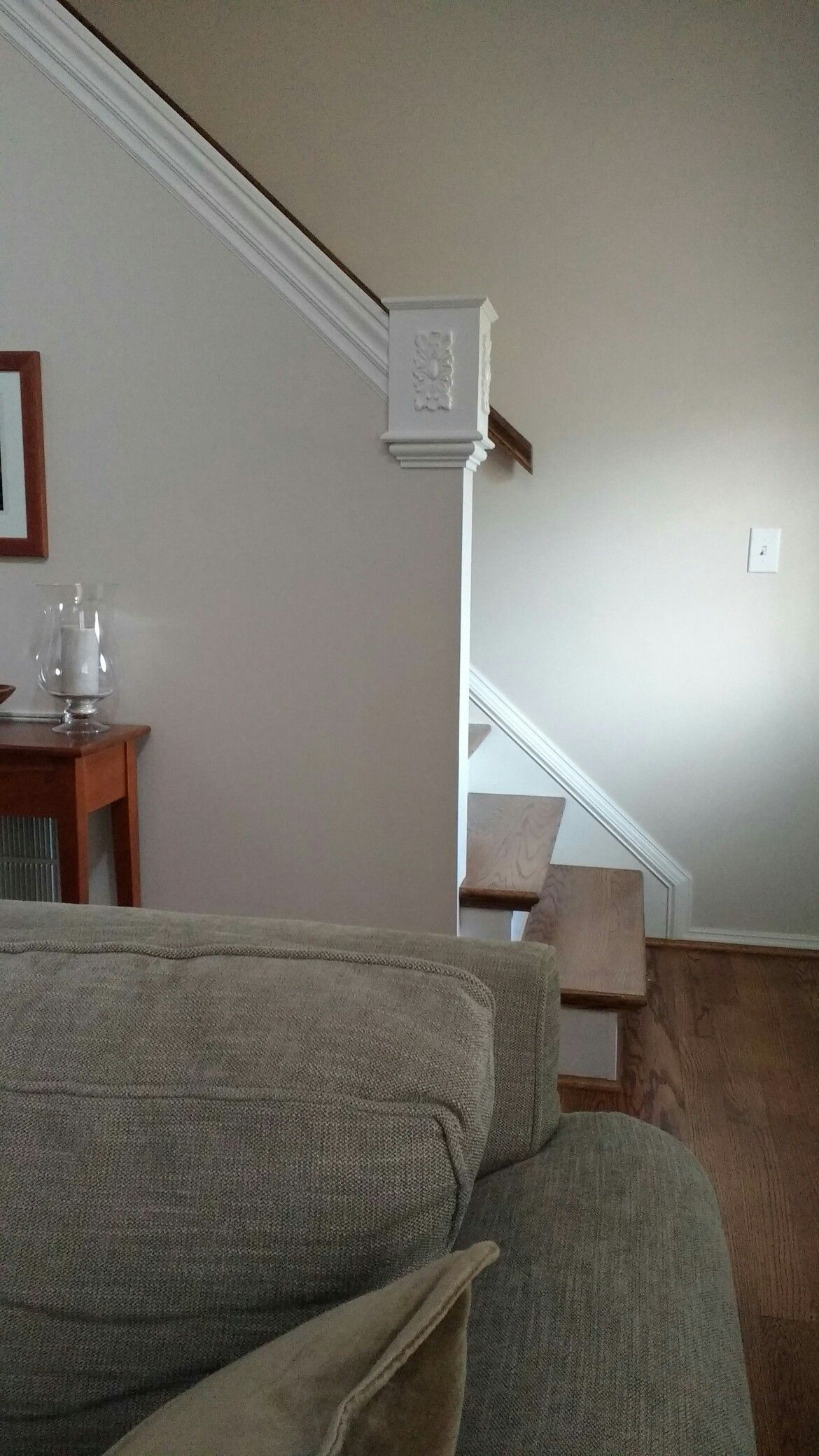 Best Staircase End Cap For Half Wall Idea With Images Half 400 x 300