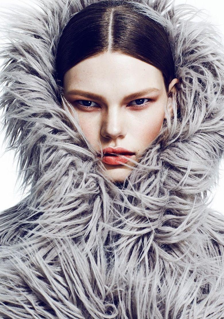 Kelly Mittendorf by Chris Nicholls for Fashion Canada November 2014