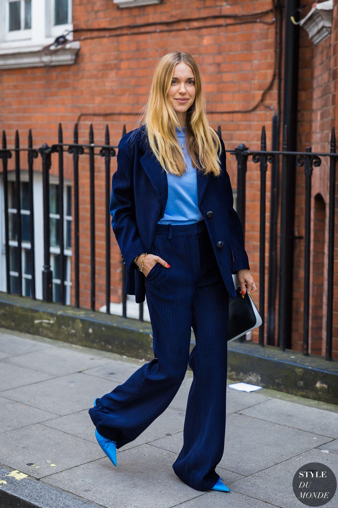 Pernille Teisbaek by STYLEDUMONDE Street Style Fashion Photography Pinterest: KarinaCamerino