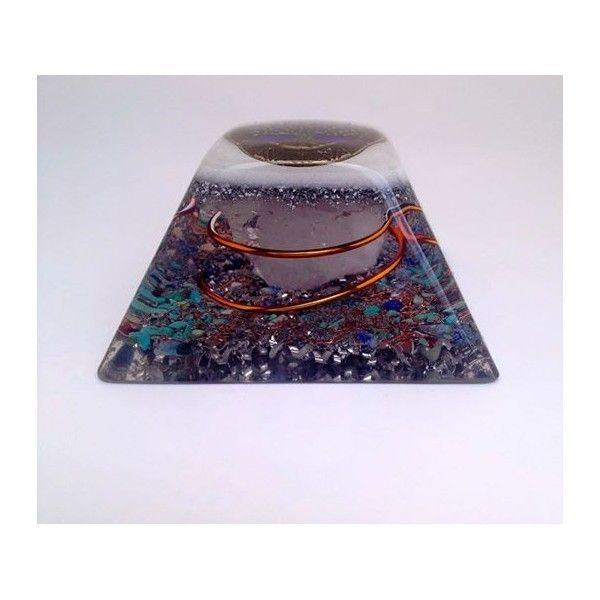 Piramide de orgonita - Orgonita Natural-Mente