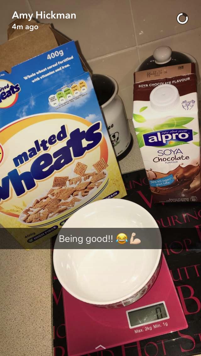 Ummmm Malted Wheats 40g Healthyb Alpro Soya Chocolate Milk