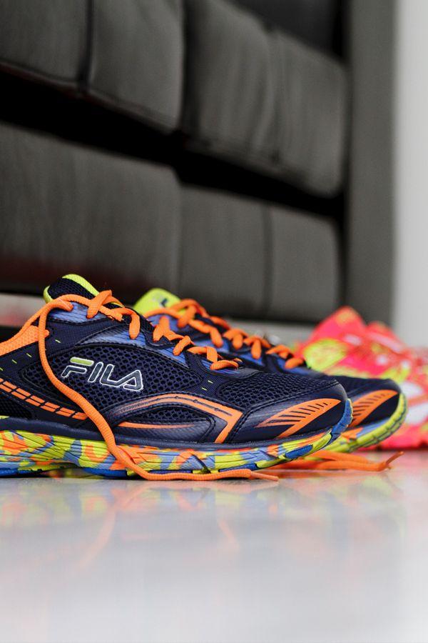 En EXCLUSIVA en Sprinter. ¡Nuevas zapatillas running FILA ...