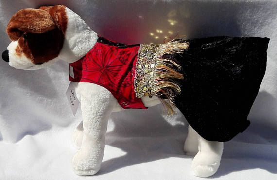 Party Harness Dress | roupa pet | Pinterest | Dog