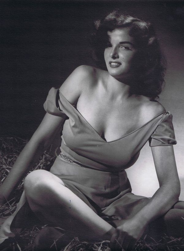 jane russell autobiography