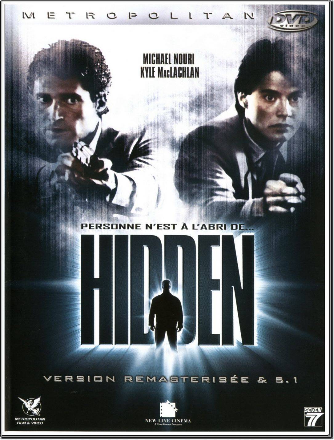 The Hidden 1987 Movie Review Newest Horror Movies Upcoming Horror Movies Michael Nouri