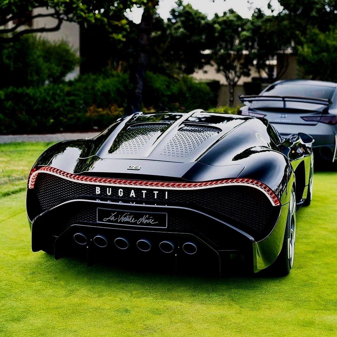 Amazing Brand New Bugatti La Voiture Noire...