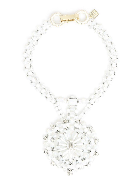 Lady Medallion Necklace
