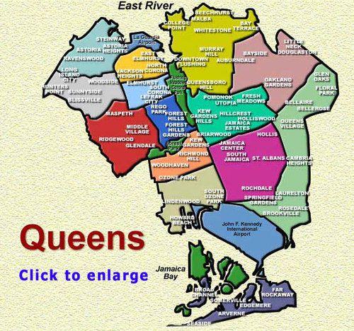 Where Is Oakland Gardens New York