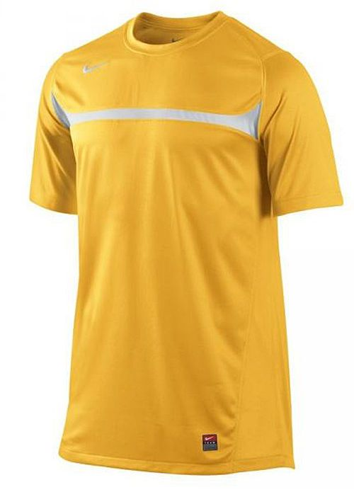 a2714328f08ec NWT Nike Men's Rio II Short Sleeve Soccer Jersey Team Gold Size M  379170-741 #Nike #ShirtsTops