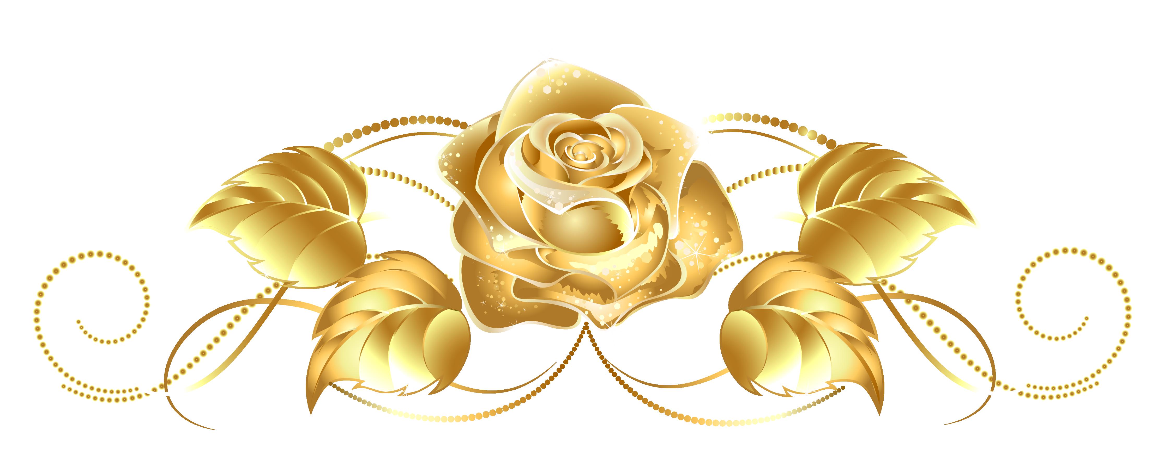 Beautiful Gold Rose Decor Png Clipart Fondo De Pantalla De Flores Vintage Decoracion De Rosas Marcos Con Flores