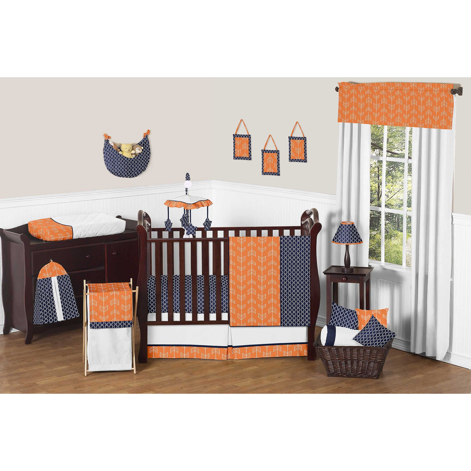 bed s jojo grey baby cribs bedding interior pc sweet navygray crib navy boys designs and blue plaid