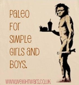 simple explanation of #Paleo